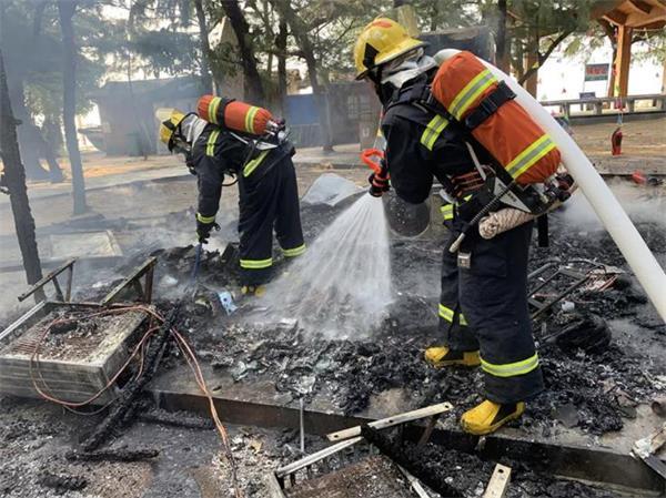 珠江电缆快讯:私拉电线酿火灾,拘10日,罚20000!